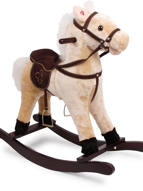 cheval à bascule, small foot, jouet en bois, jouets en bois, jouets de léa