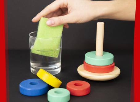 Comment nettoyer les jouets en bois ?