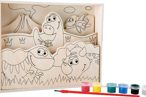 image à peindre, jouet en bois, jouets en bois, jouets de léa, jouet montessori, jouets montessori