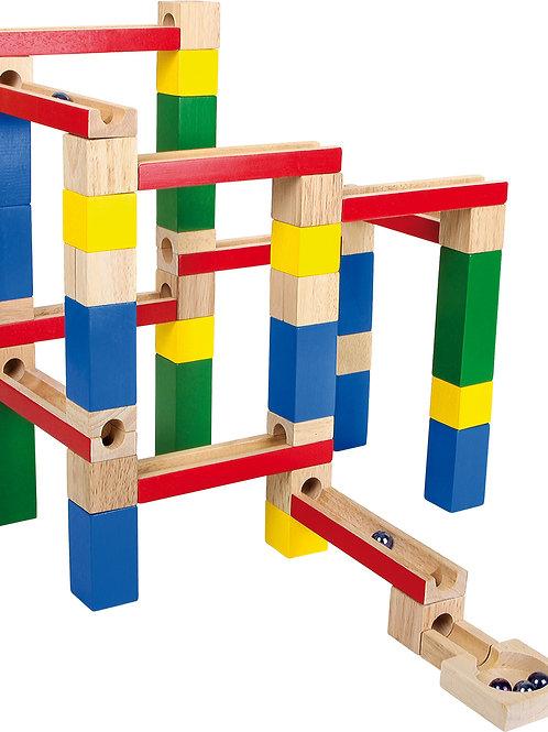 Circuit à billes Blocs de construction Small foot