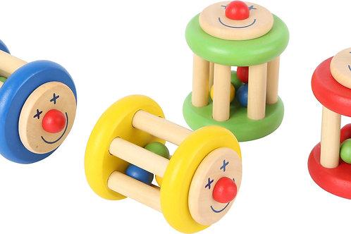 hochet en bois, jouet en bois, jouets en bois, jouets de léa