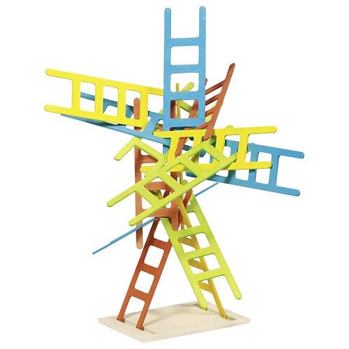 jeu de balancier, jouet en bois, jouets en bois, jouets de léa, goki