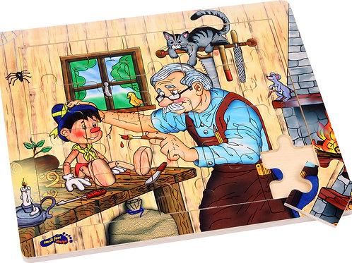 jouet montessori, puzzle en bois, jouets en bois, jouet en bois, jouets de léa