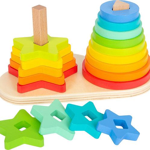 jouets pour bébé, jouets à encastrer, jouet en bois, jouets en bois, jouets de léa
