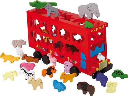jouet montessori, jouet à encastrer, jouet en bois, jouets en bois, jouets de léa, small foot