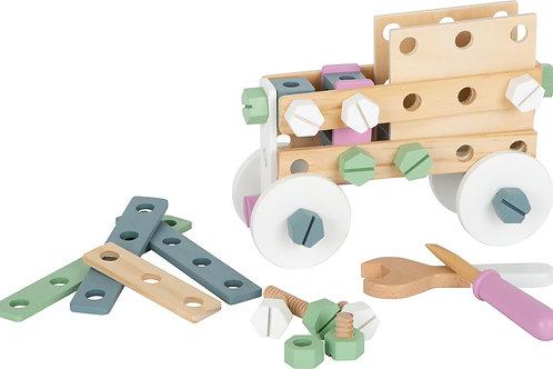 établi en bois, jouet en bois, jouets en bois, jouets de léa, jouet montessori, jouets montessori, jeu construction bois