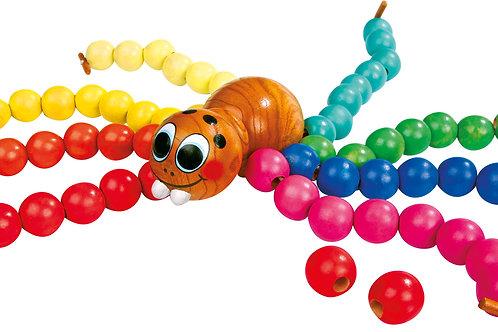 jeu à enfiler, jouet en bois, jouets en bois, jouets de léa, jouets montessori, jouet montessori
