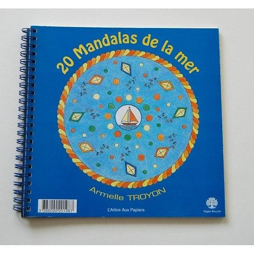 Coloriage Mandala Armelle Troyon
