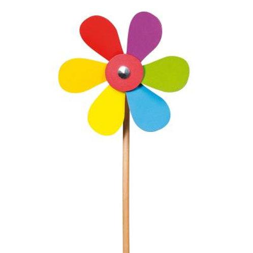 moulin à vent, jouet en bois, jouets en bois, jouets de léa