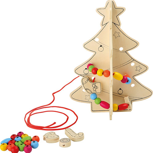 sapin, décoration, DIY, jouets en bois, jouets de léa