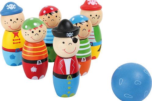 bowling, pirates, jeux de table, jeux de plein air, jouets en bois, jouets de léa