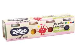 pate à modeler ecologique zebio