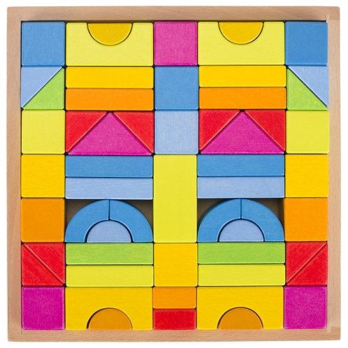 jeu de construction, jouet en bois, jouets en bois, jouets de léa, jouets montessori