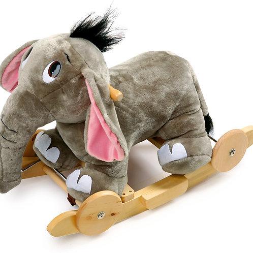 éléphant à bascule, jouet en bois, jouets en bois, jouets de léa, small foot