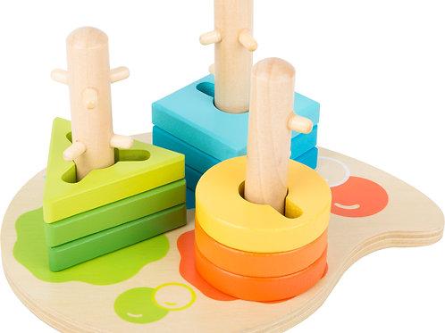 jouet de motricité, jouet montessori, jouet en bois, jouets en bois, jouets de léa, small foot