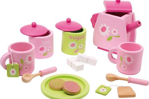 Service à thé pour enfants en bois Small foot