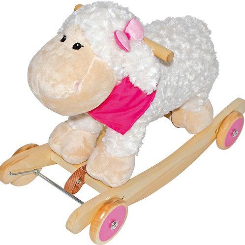mouton à bascule, small foot, jouet en bois, jouets en bois, jouets de léa