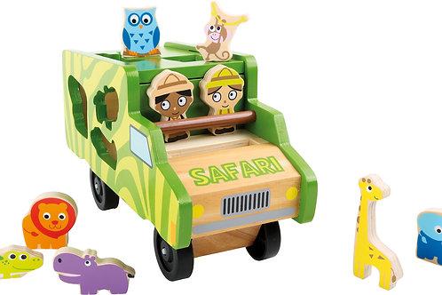 Bus à encastrer Safari Small foot