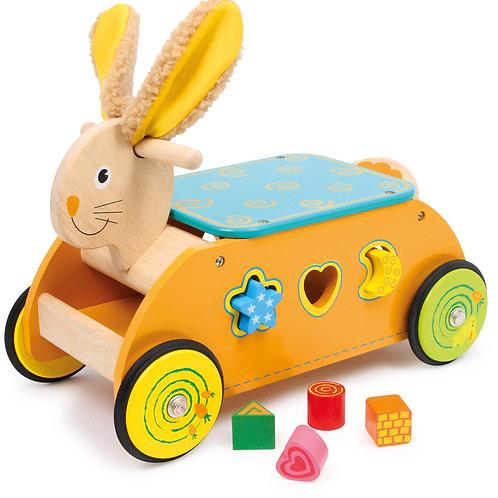 Porteur en bois, jouets montessori, jouet bois, jouets bois, jouets de léa, small foot