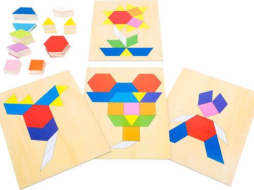 jouet montessori, jouets montessori, puzzle en bois, jouet en bois, jouets en bois, jouets de léa
