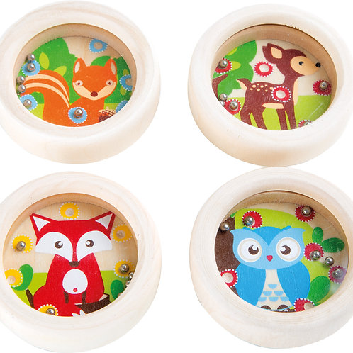 jouets kermesse, jouet en bois, jouets en bois, jouets de léa, jeu de patience billes