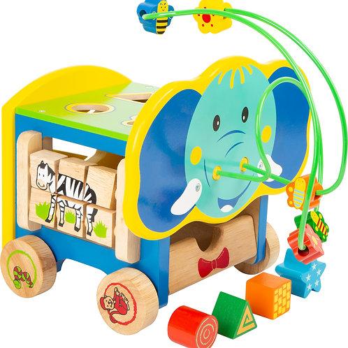 table motricité, jouet montessori, jouet en bois, jouets en bois, jouets de léa, small foot