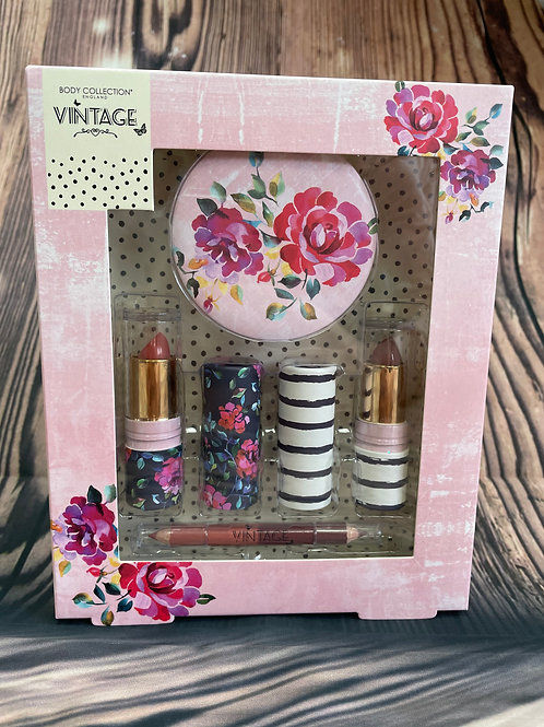 Vintage Lipstick Gift