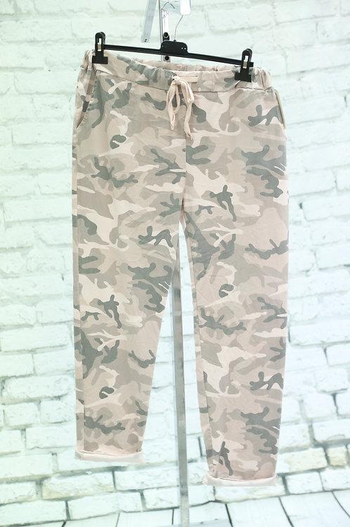 Pink Camo Magic Pants