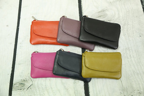 Small Genuine Leather Purse 0-332