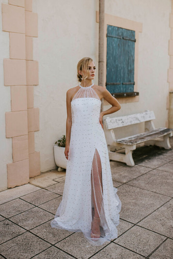 Cizzy Bridal Statement Gown