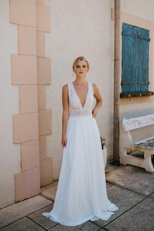 Cizzy Bridal A-Line Wedding Dress