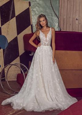 Liri Bridal Nova Wedding Gown