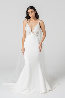 Showstopping gown from Cizzy Bridal Australia