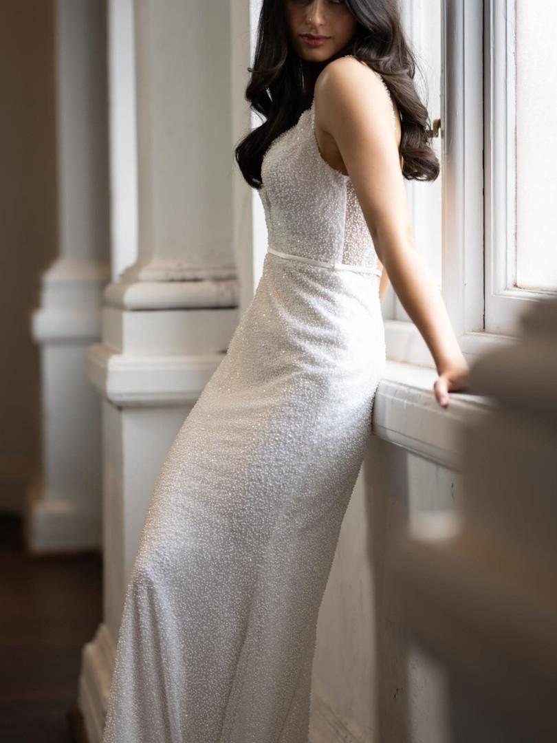 Cizzy Beaded 2021 Celebration Wedding Dress