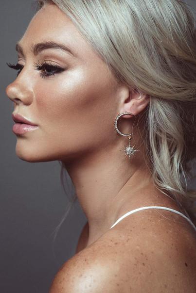 Vega Earrings from Flourish by Victoria Percival