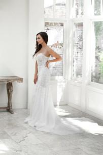 Zavana Bridal Strapless Gown
