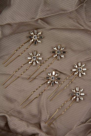 Orion's Belt Hair Pins