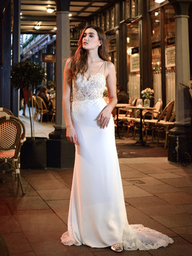 Gaia Bridals's Monica Gown (renamed from Catherine Parry Bridal)