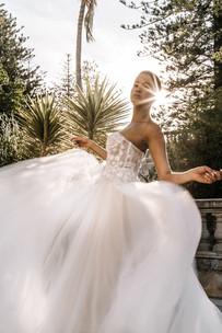 Zavana Bridal Australia Tulle Wedding Dress