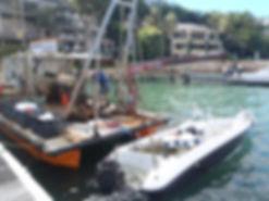 Bowline Marine Small Boat Salvage
