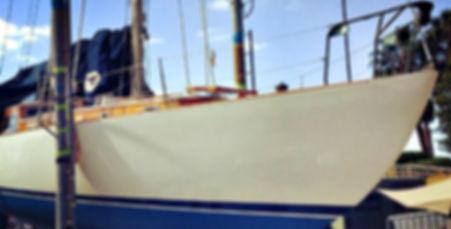 Sydney Harbour Slipways Boat Polish and wash