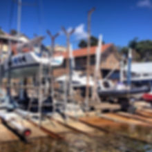 Sydney Harbour Slipways antifoul