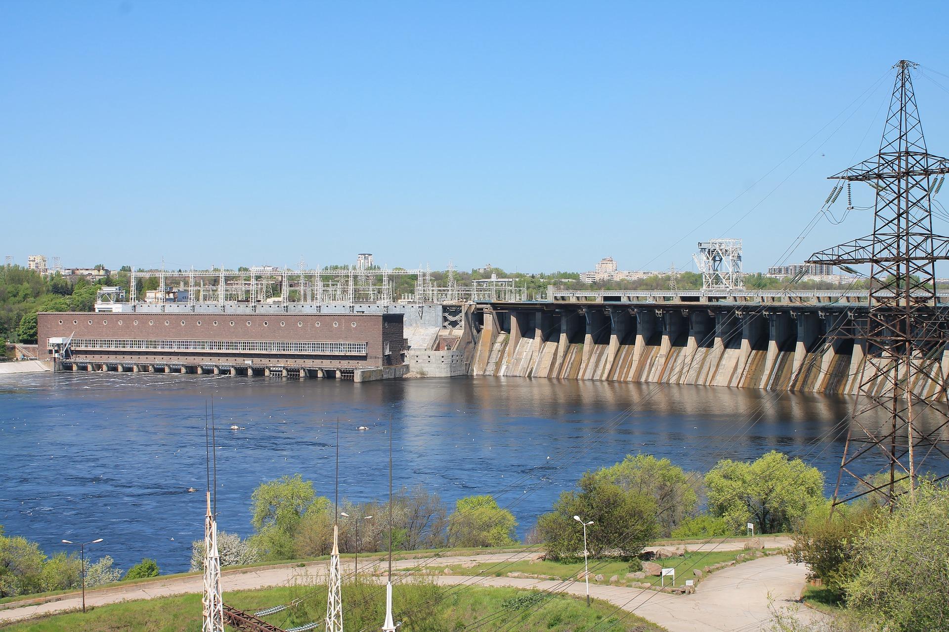 Barrage Mer Environnement