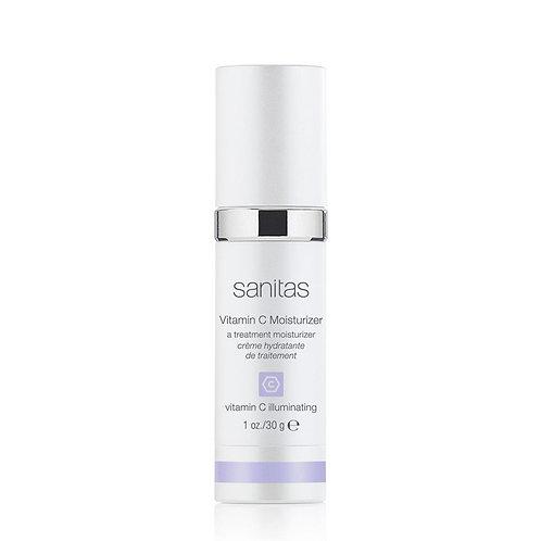 Sanitas Skincare Vitamin C Moisturizer 1oz