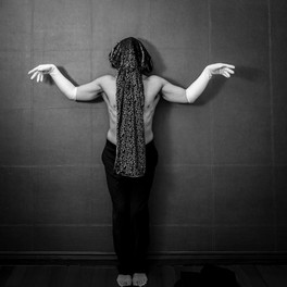 Pride Chinese Style Butoh Performance (2