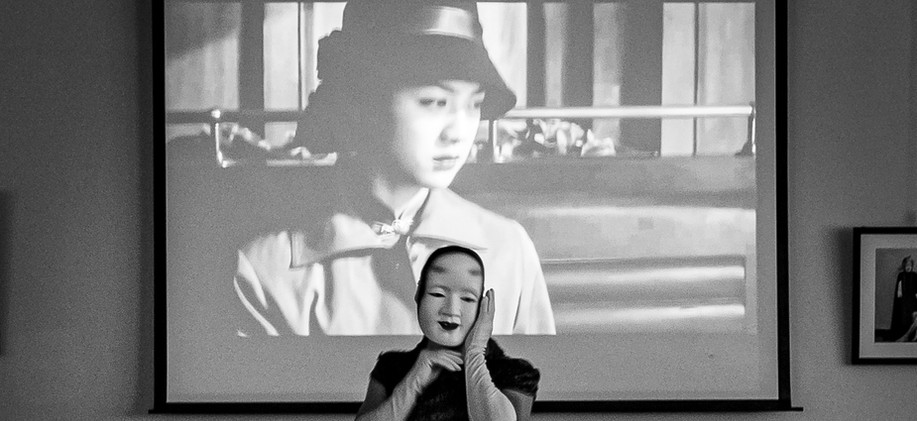 Qipao Butoh performance June 2019