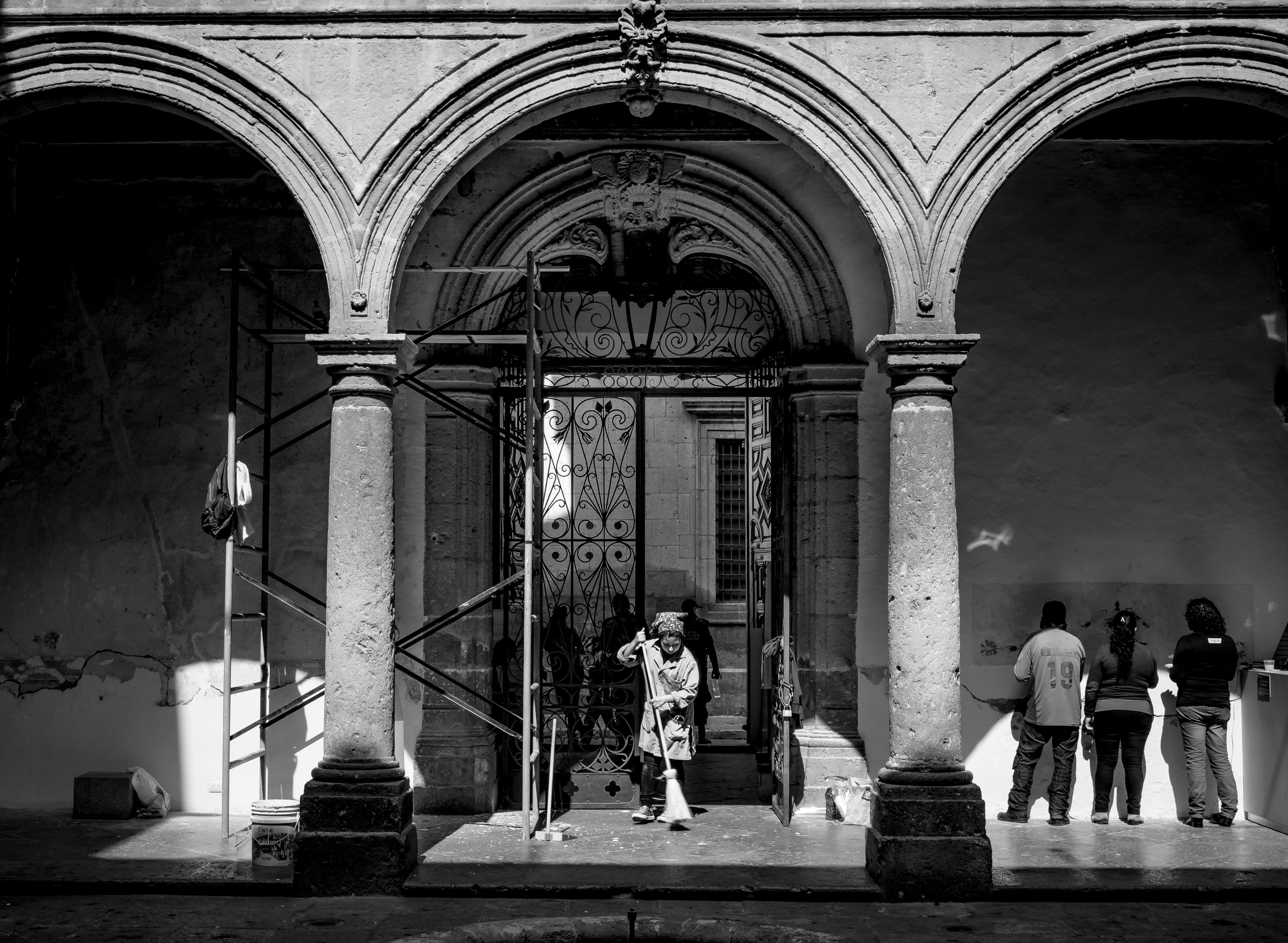 Neoclassic Arches