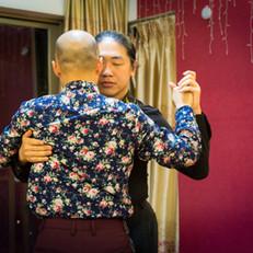 Couple -Tango Queer- (Gustavo Thomas © 2018)