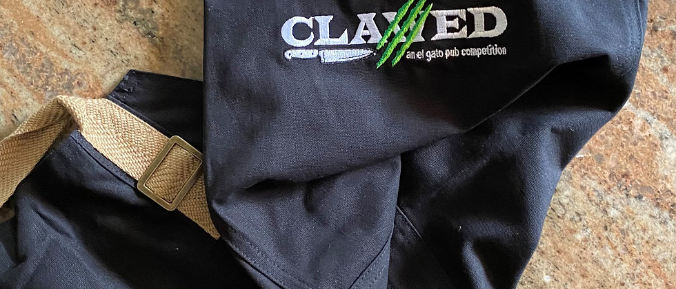Clawed Cooking Apron