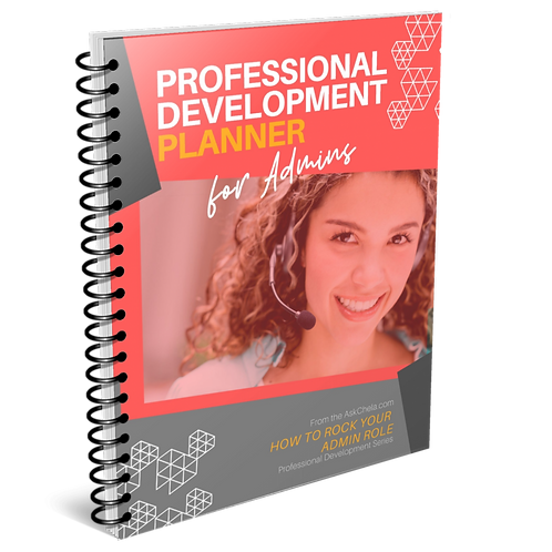 AskChela Professional Development Planner for Admins